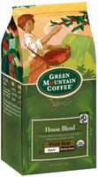 Green Mountain Coffee Roasters Whole Bean House Blend Regular Medium Roast Organic Coffee 10 Oz Stand Up Bag
