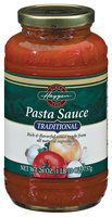 Haggen Traditional Pasta Sauce 26 Oz Jar