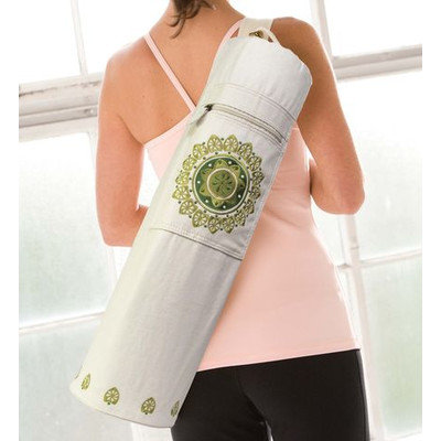 Gaiam Large Yoga Mat Bag - Mosaic