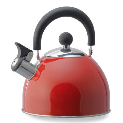 Kamenstein 2-qt. Whistling Tea Kettle