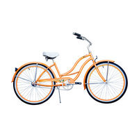 Micargi Industries Micargi Tahiti 26-inch Orange Beach Cruiser