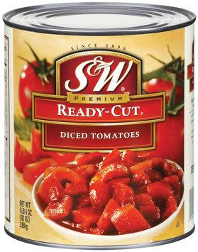 S&W® Diced Petite-Cut Tomatoes Club Pack