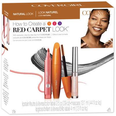 COVERGIRL Red Carpet Kit Natural Look Box