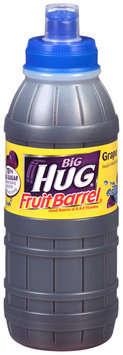 Big Hug® Fruit Barrel® Grape Drink 16 fl. oz. Bottle