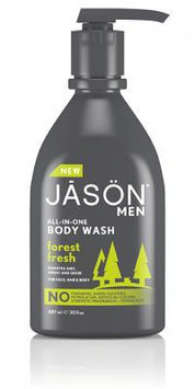 Jason Men All-in-One Body Wash Forest Fresh