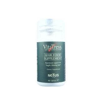 NEXXUS® VitaTress® HAIR-REGROWTH FOOD SUPPLEMENT