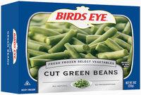 Birds Eye Cut Green Beans 9 Oz Box
