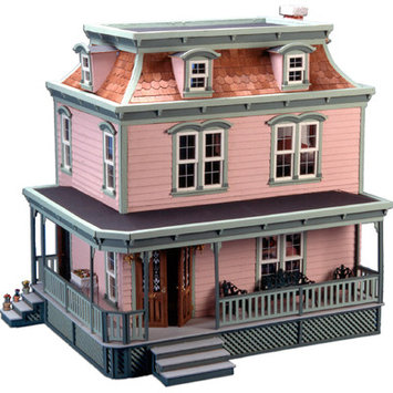 Greenleaf Doll Houses Greenleaf 9304 Lily Doll House Kit