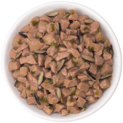 Purina Beyond Chicken, Wild Rice & Spinach Recipe in Gravy Cat Food 3 oz. Can