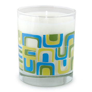 Crash angela adams Garden Soy Candle