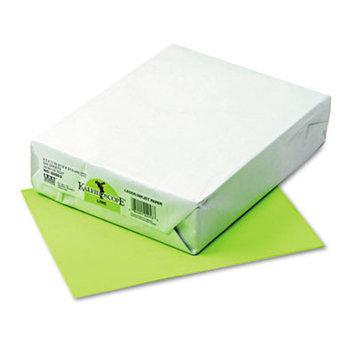 Pacon Corporation PAC102053 Kaleidoscope Laser-Inkjet Paper- 24 lb. - 8. 50inchx11inch- Lime