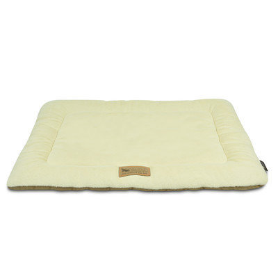 PLAY Chill Pad Cream Dog Bed Large