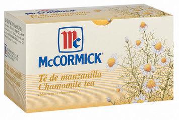 McMex Chamomile Tea Bags 25 Ct Box
