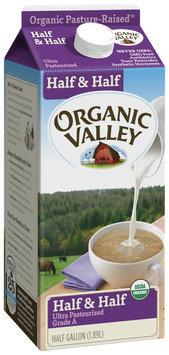 Organic Valley® Organic Half & Half 64 fl. oz. Carton