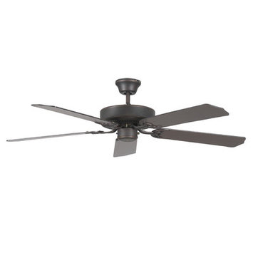 Concord Fans 52HE5ORB Traditional 52 Inch Heritage Fan - Oil Rubbed Bronze