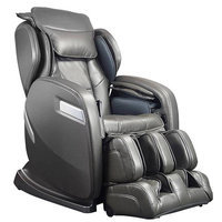 Ogawa Active Supertrac Faux Leather Zero Gravity Reclining Massage Chair Upholstery: Graphite