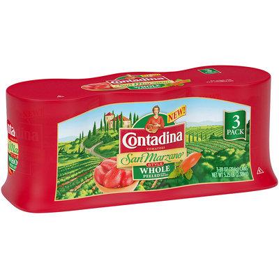 Contadina San Marzano Style Whole Peeled Tomatoes 3-28 oz. Cans