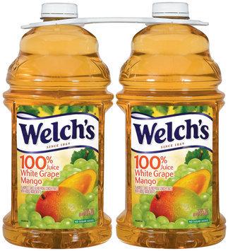 Welch's® 100% Juice Multiserve Juices White Grape Mango