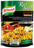 Knorr® Rice Sides™ Thai Curry Rice & Pasta Sauce