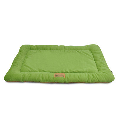 P-l-a-y Pet Lifestyle & You PLAY Chill Pad Green Dog Bed Large