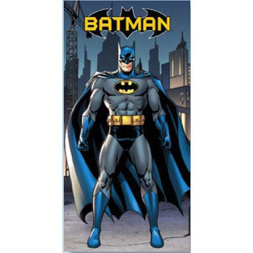 Crover Batman In The City Beach Towel