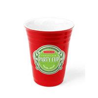 Kikkerland Porcelain Party Cup