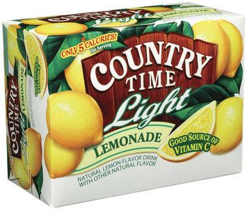 Country Time Light 12 Oz Lemonade 12 Pk Cans