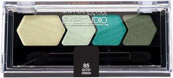 Eye Studio® Color Plush® Silk Eyeshadow Quad Gutsy Green 0.09 oz.