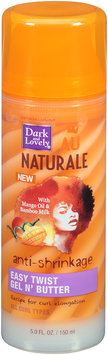Dark and Lovely® Au Naturale Anti-Shrinkage Easy Twist Gel N' Butter for All Hair Types