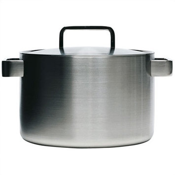 iittala Tools Stainless Steel 8 Qt. Casserole With Lid