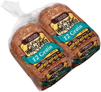 Country Kitchen® All Natural Whole Grain 12 Grain Bread 24 oz. Bag