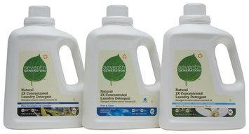 Seventh Generation 100oz Blue Eucalyptus & Lavender, Free & Clear, White Flower & Bergamot Citrus Version 1 Group Laundry