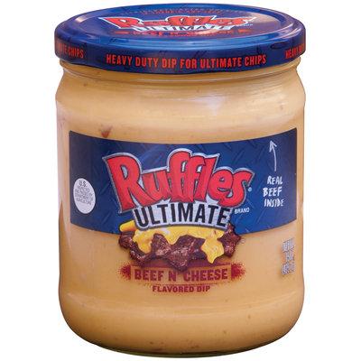 Ruffles® Brand Ultimate Beef N' Cheese Flavored Dip