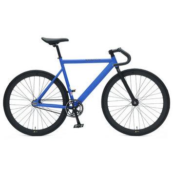 Ideacycle C8 Aero Fixed Gear Road Bike Size: 48cm, Color: Blue