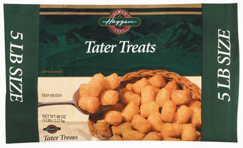 Haggen Tater Treats Potatoes 5 Lb Bag