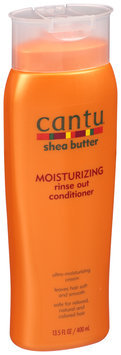 Cantu® Shea Butter Moisturizing Rinse Out Conditioner 13.5 fl. oz. Bottle