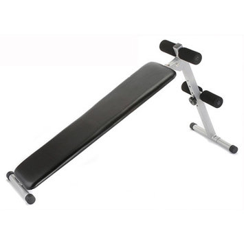 Crescendo Fitness Deluxe Slant Sit-Up Bench