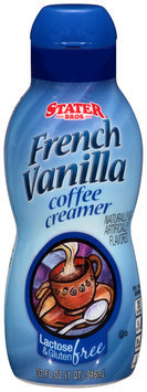 Stater Bros.® French Vanilla Coffee Creamer 32 fl.oz. Bottle