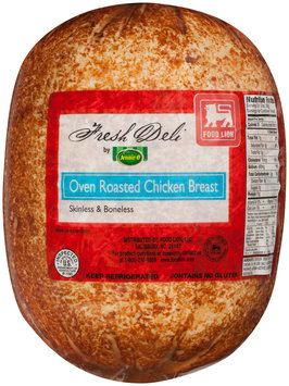 Food Lion® Jennie-O® Fresh Deli Oven Roasted Chicken Breast Package