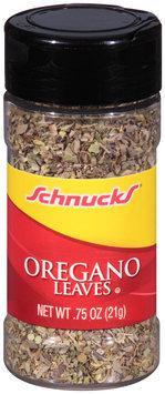 Schnucks® Oregano Leaves .75 oz. Shaker