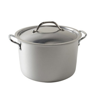 Nordic Ware NSF 8-qt. Restaurant Stock Pot with Lid