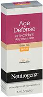 Neutrogena® Age Defense Anti-Oxidant Daily Moisturizer Sheer Tint SPF 20