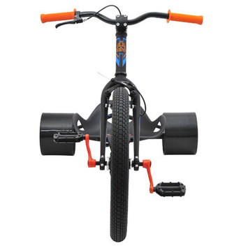 Triad Underworld 2 Drift Trike Black/Orange