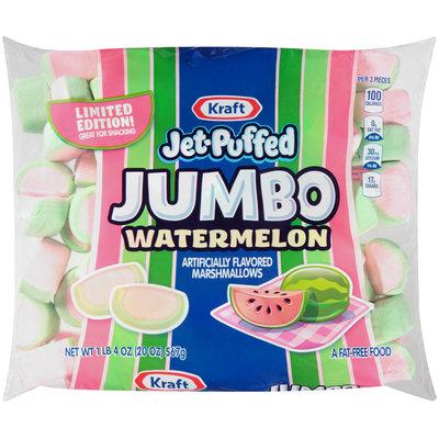 Jet-Puffed Jumbo Watermelon Marshmallows 20 oz. Bag