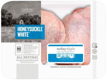 Honeysuckle White® Turkey Thighs 2 lb Tray