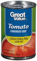 Great Value Reduced Sodium Tomato Condensed Soup, 10.75 oz