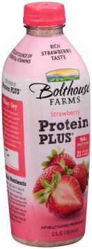 Bolthouse Farms® Protein PLUS® Strawberry Protein Shake 32 fl. oz. Plastic Bottle