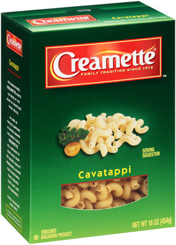Creamette® Cavatappi 16 oz. Box