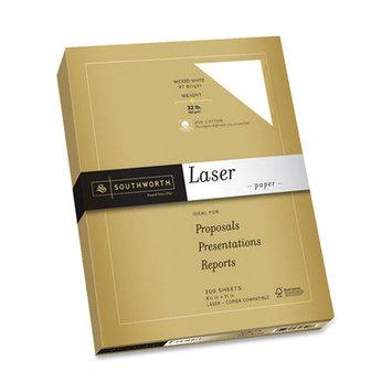 Southworth Laser Paper Premium, 300/Pk 8-1/2
