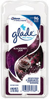 Glade® Blackberry Jam Wax Melts Refill 6 ct Clamshell